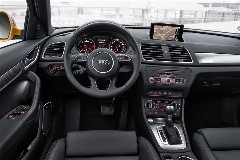 2018 Audi Q3 Image Photo 1 Of 18