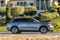 Audi Q7 Monthly Vehicle Sales
