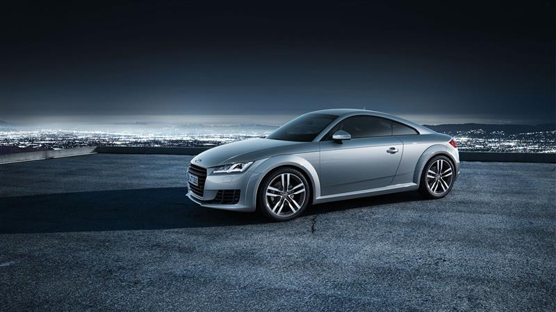 Audi TT News And Information Conceptcarzcom - 2018 audi tt