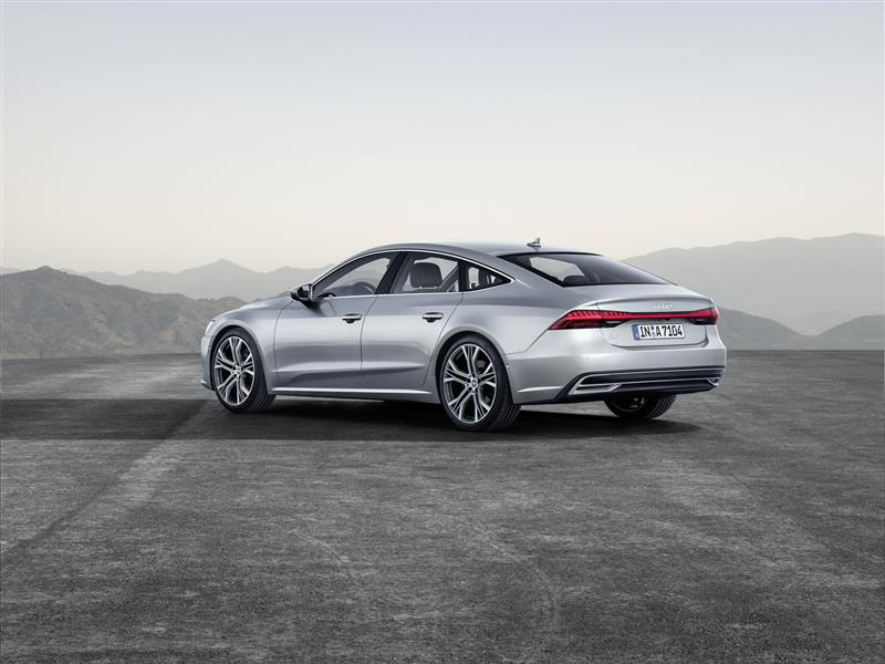 Audi A7 pictures and wallpaper
