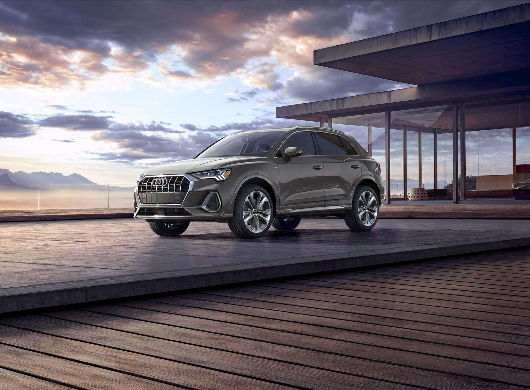 Audi Q3 pictures and wallpaper