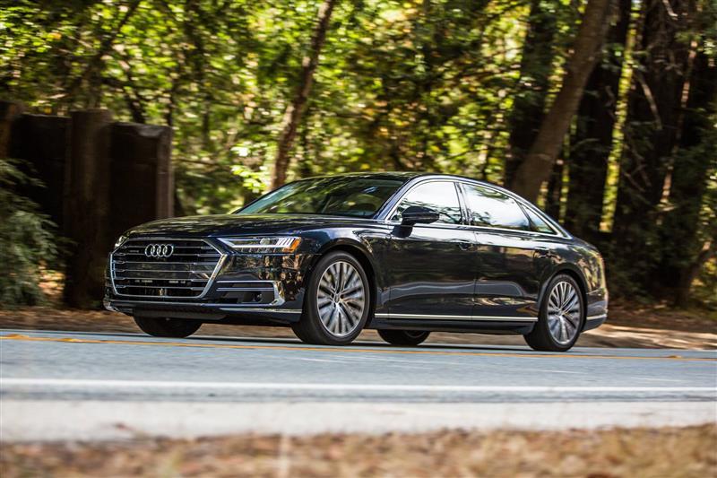 2020 Audi A8
