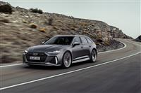 Popular 2020 Audi RS 6 Avant Wallpaper