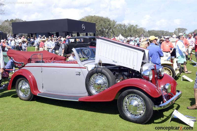 1935 Audi Type 225 Conceptcarz Com