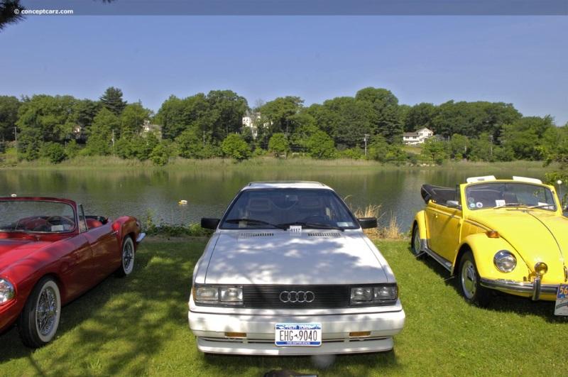1984 Audi Quattro Image Photo 4 Of 5