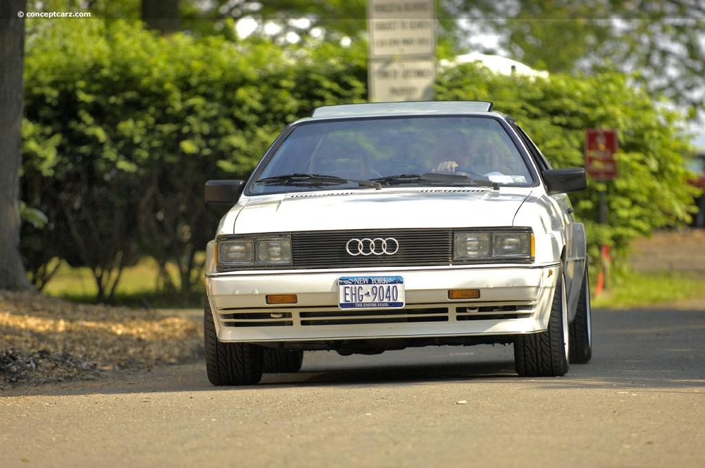 1984 Audi Quattro Image