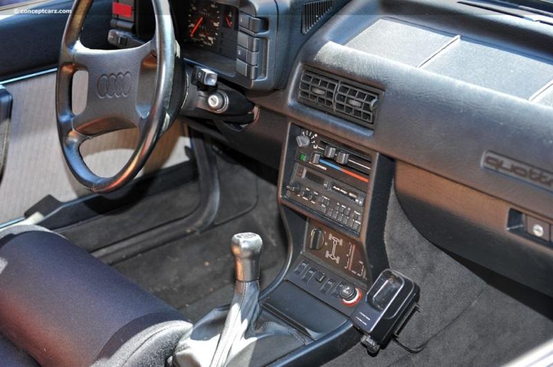 1986 Audi 4000CS Quattro Image. Photo 1 of 3