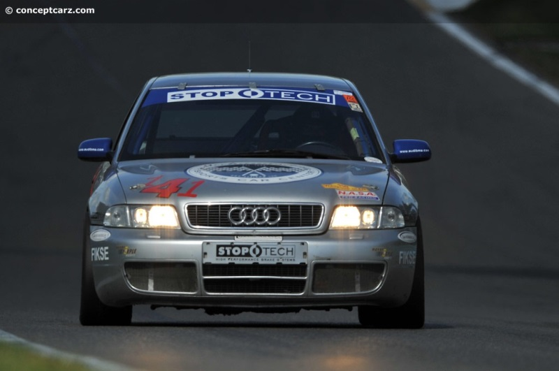 1998 Audi S4 Chassis Information