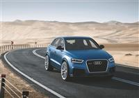 Popular 2012 RS Q3 Concept Wallpaper