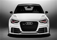2011 Audi A1 Clubsport Quattro Concept
