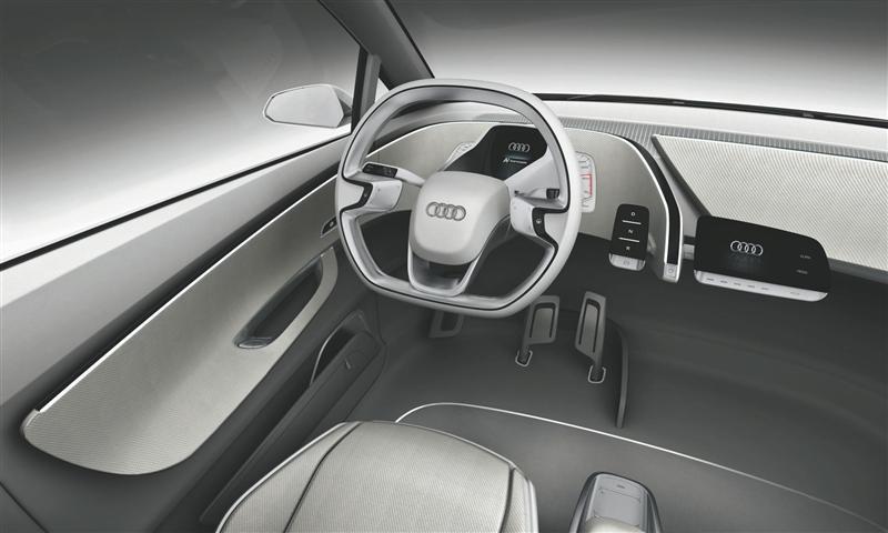 2012 Audi A2 Concept