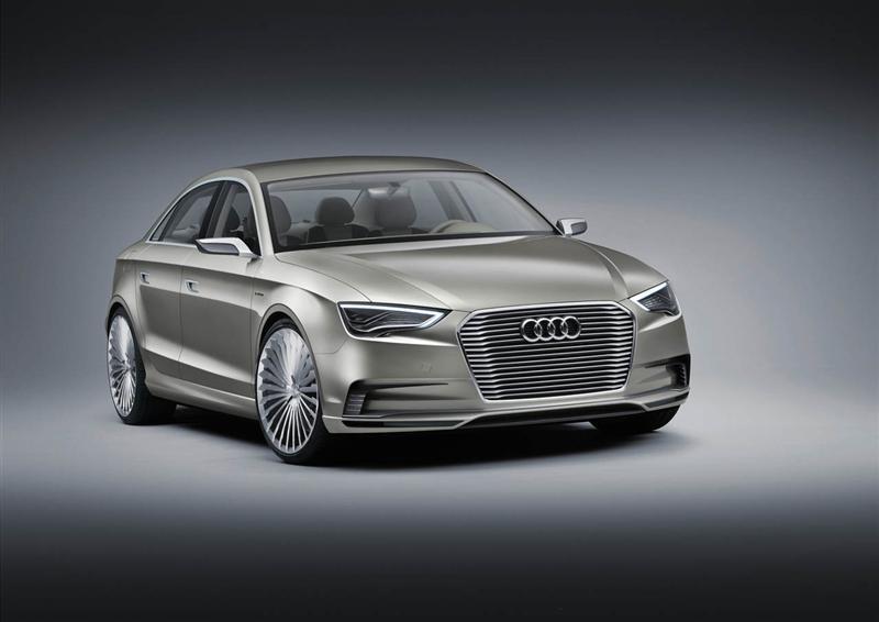 2011 Audi A3 e-tron Concept