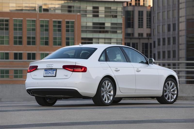 2013 Audi A4 Image Photo 17 Of 65