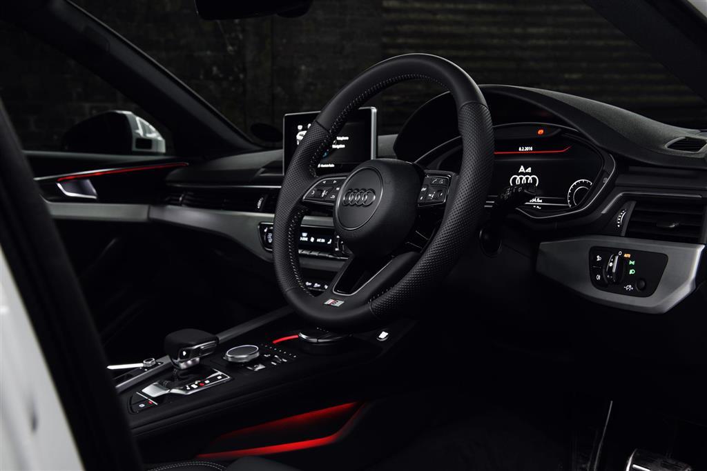 2016 audi a4 avant for Audi a4 interieur