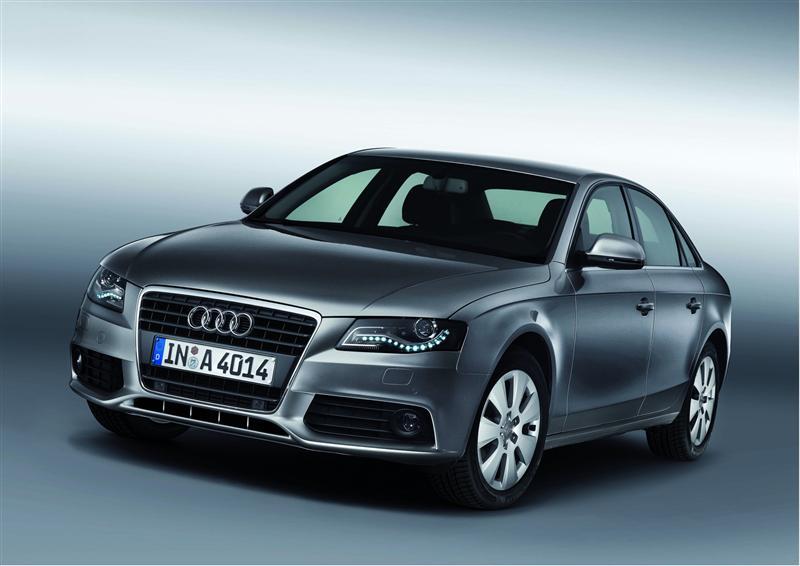 2009 Audi A4 Concept e