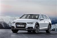 2017 Audi A4 allroad quattro image.