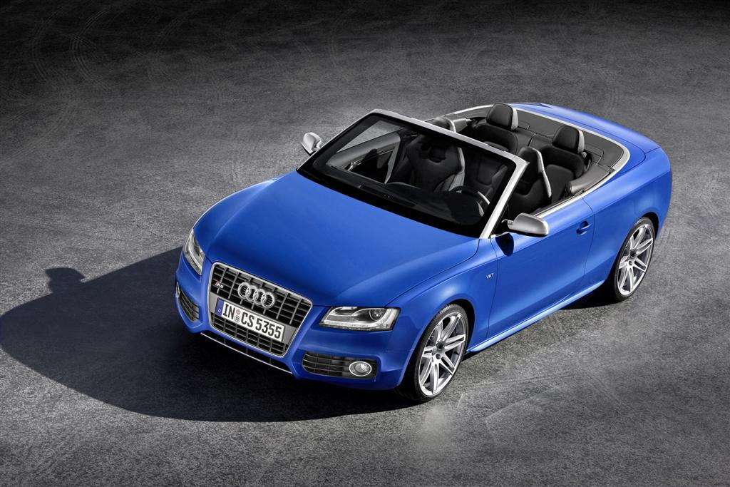 2010 audi a5 news and information
