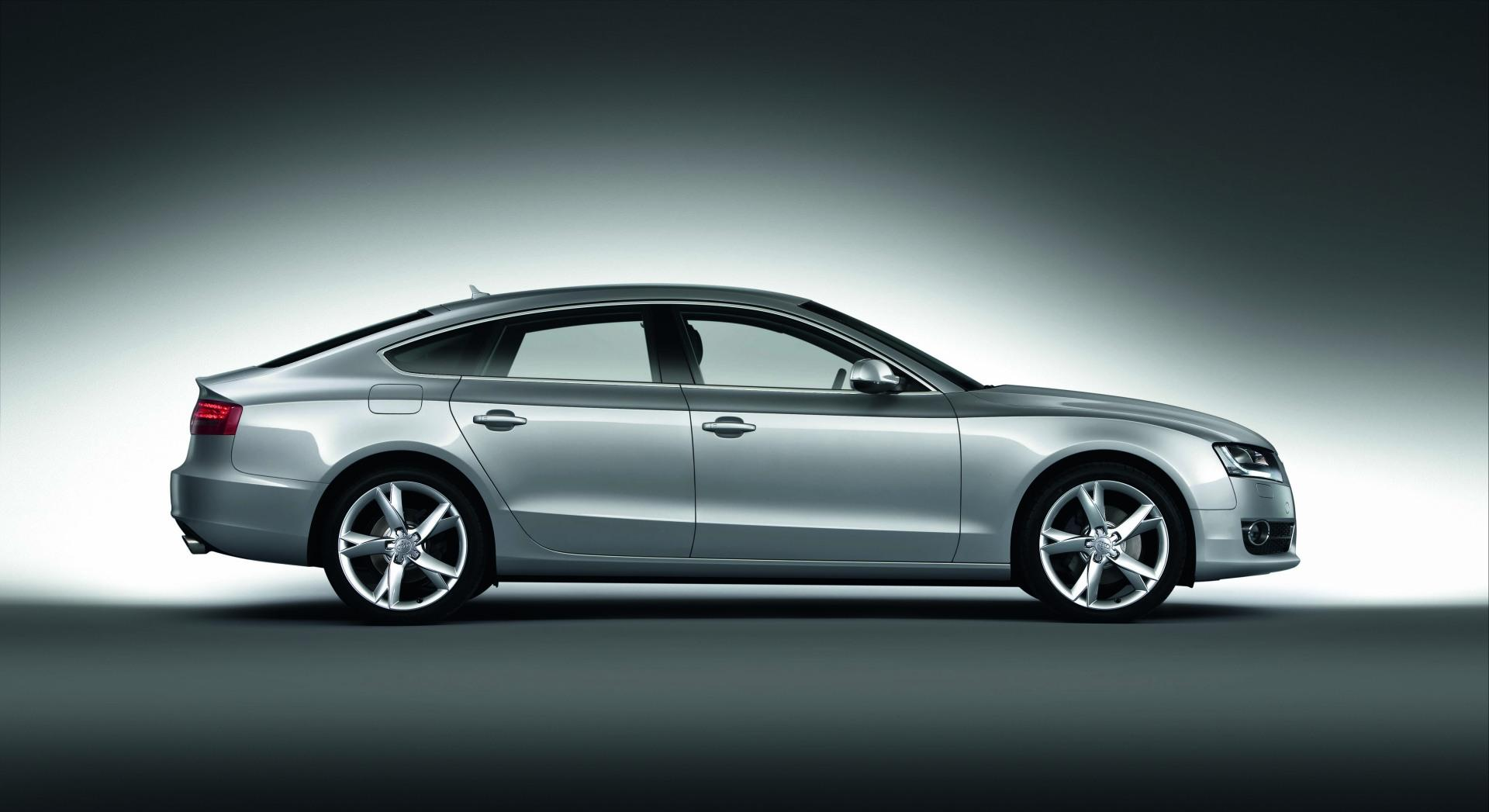 2010 audi a5 sportback news and information. Black Bedroom Furniture Sets. Home Design Ideas