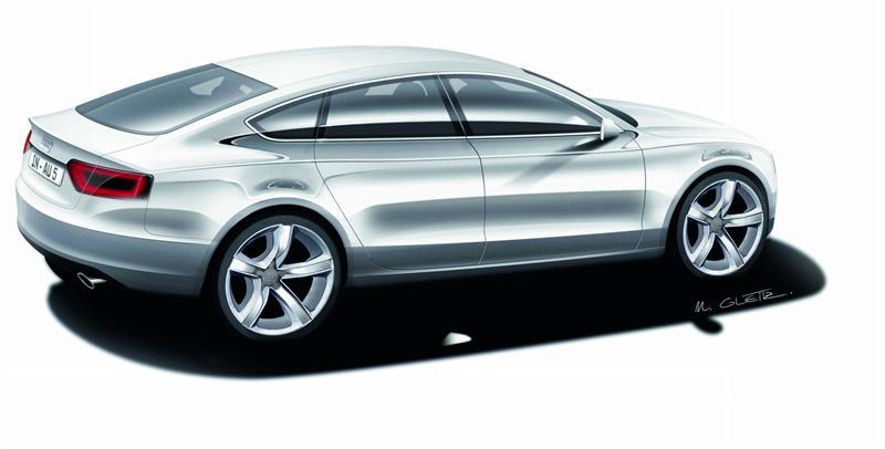 2010 Audi A5 Sportback