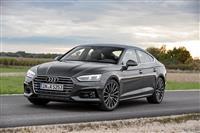 2017 Audi A5 Sportback image.