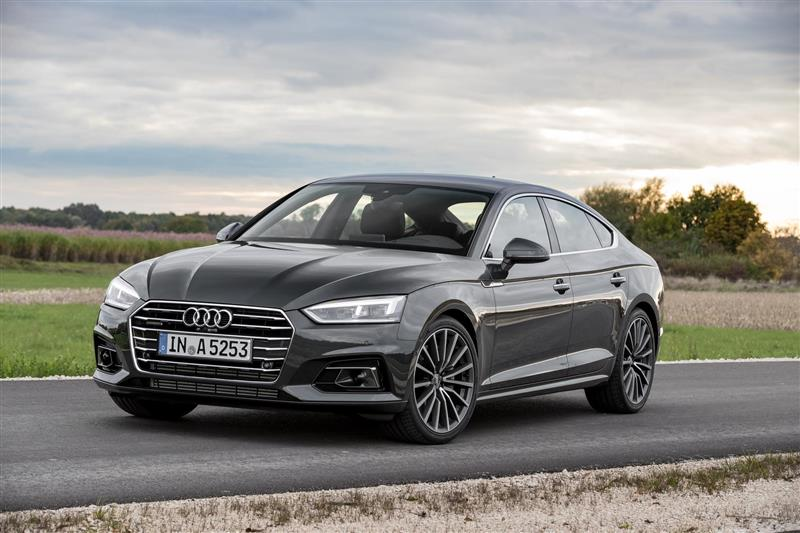 2017 audi a5 sportback news and information