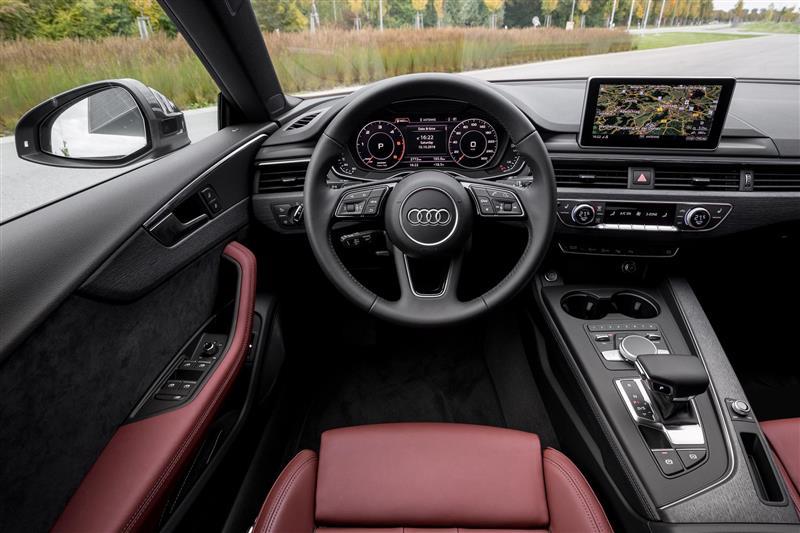 2017 Audi A5 Sportback Image Photo 17 Of 21