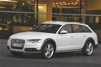 2012 Audi A6 Allroad Quattro image.
