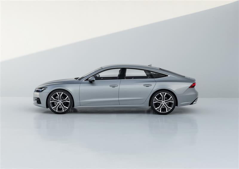 Audi A7 Sportback pictures and wallpaper