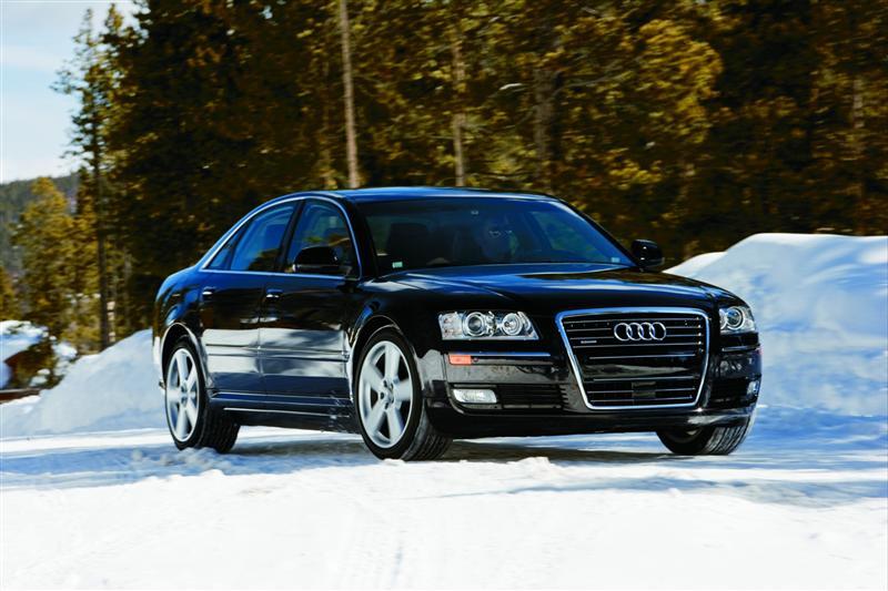 2009 Audi A8 Image. Photo 29 of 33