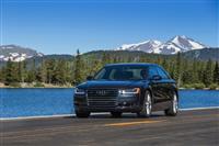 2016 Audi A8 image.