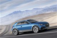 Popular 2014 Allroad Shooting Brake Concept Wallpaper