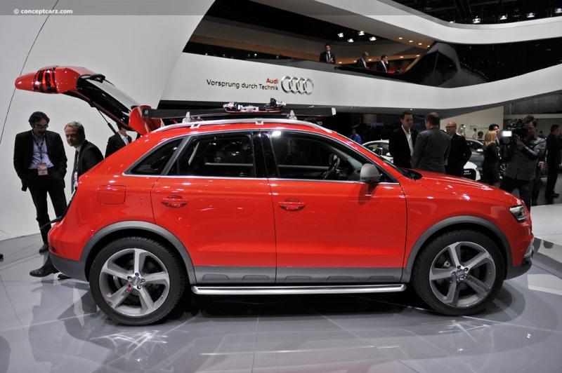 2012 Audi Q3 Vail Concept Image Photo 30 Of 47