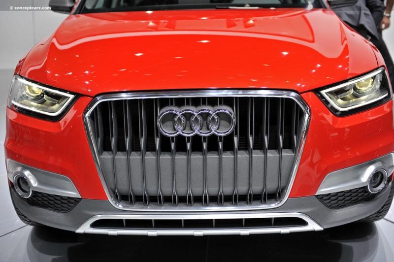 2012 Audi Q3 Vail Concept Image Photo 29 Of 47