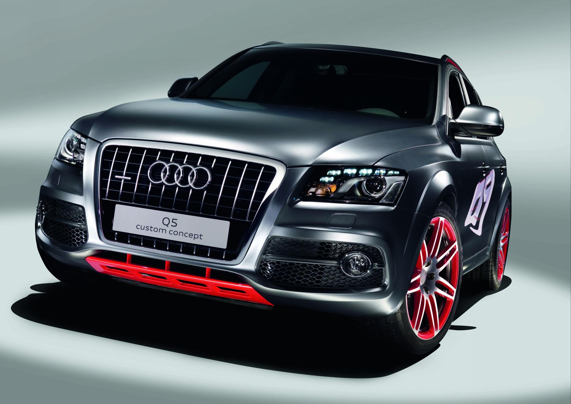 A1 Auto Sales >> 2009 Audi Q5 Custom Concept News and Information, Research ...