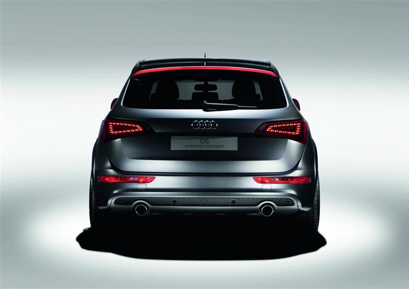 2009 Audi Q5 Custom Concept