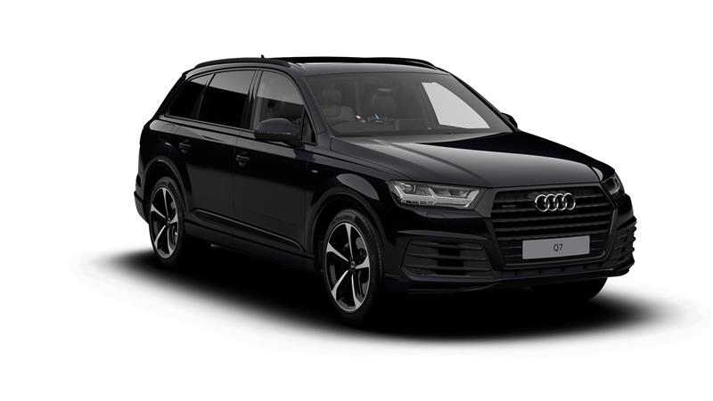Audi Q Black Edition News And Information - Black audi