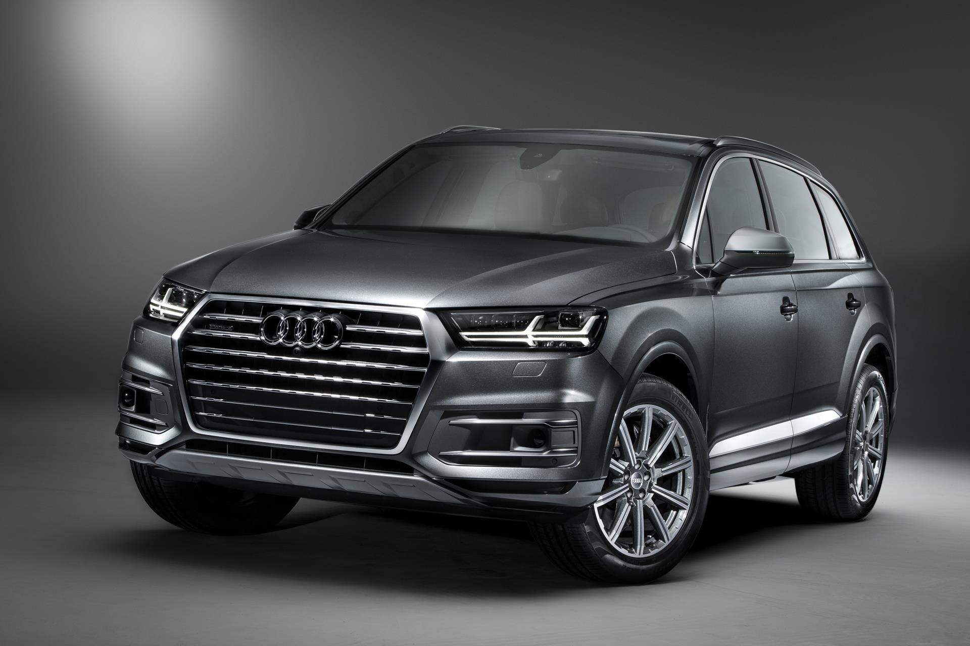 2016 Audi Q7 Technical And Mechanical Specifications