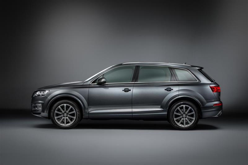 2016 Audi Q7 Image Photo 9 Of 11