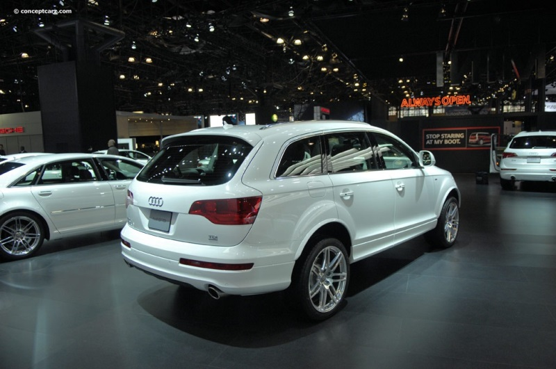 2009 Audi Q7 Image Photo 1 Of 12