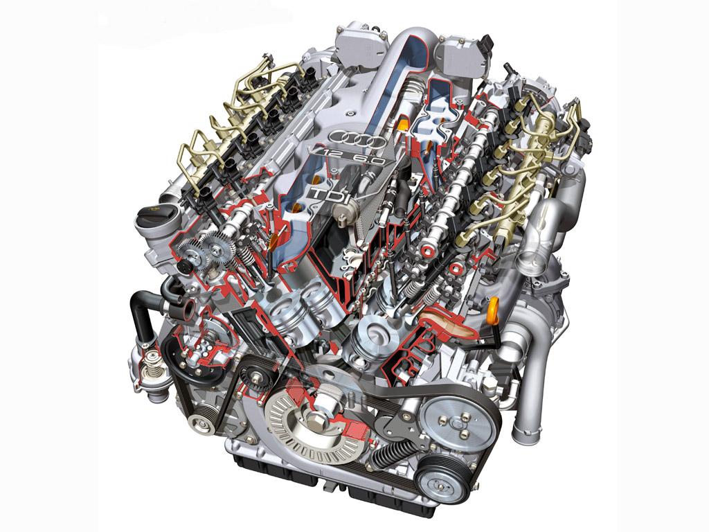 2007 Audi Q7 | conceptcarz.com | Audi Q7 Engine Diagram |  | Concept Carz