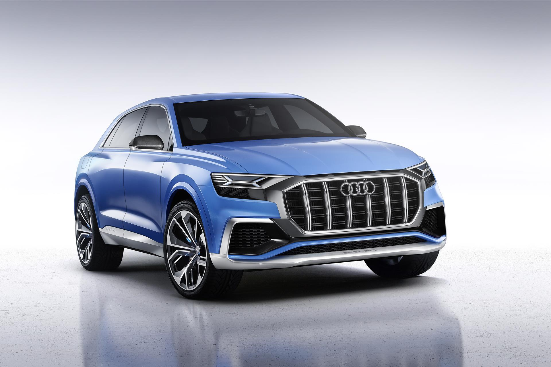 2018 Audi Q8 Concept Technical And Mechanical Specifications