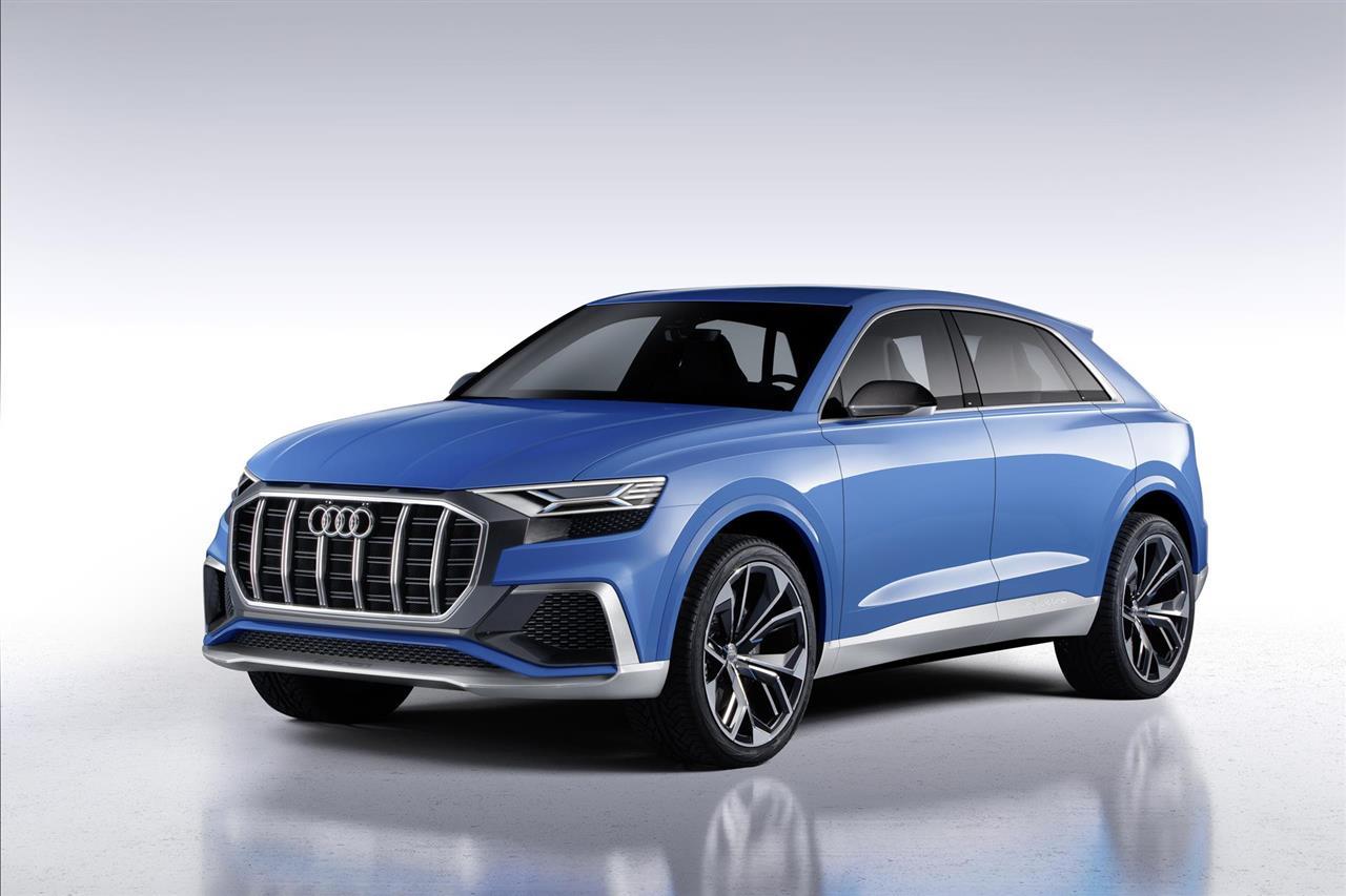 2018 Audi Q8 Concept