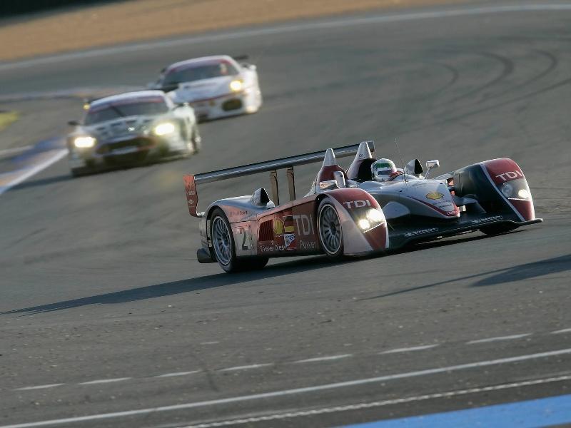 2007 Audi R10 TDI
