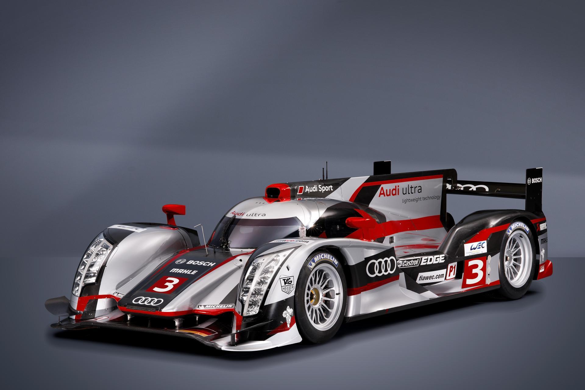 2012 Audi R18 E Tron Quattro News And Information