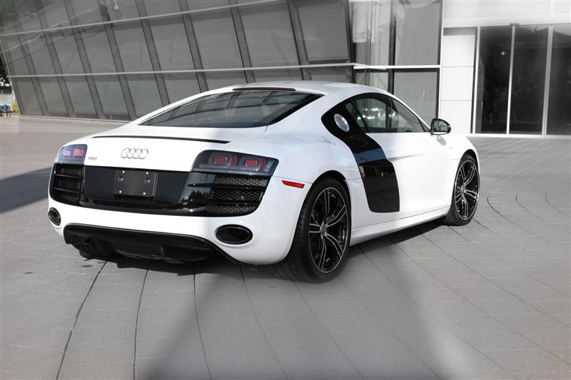 2012 Audi R8 Exclusive Selection Editions Image. Photo 7 of 18