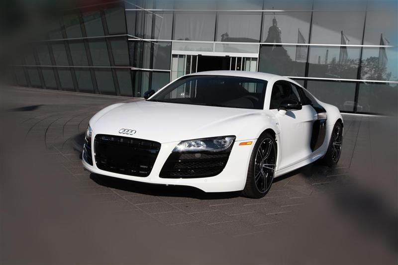 2012 Audi R8 Exclusive Selection Editions Image Photo 6 Of 18