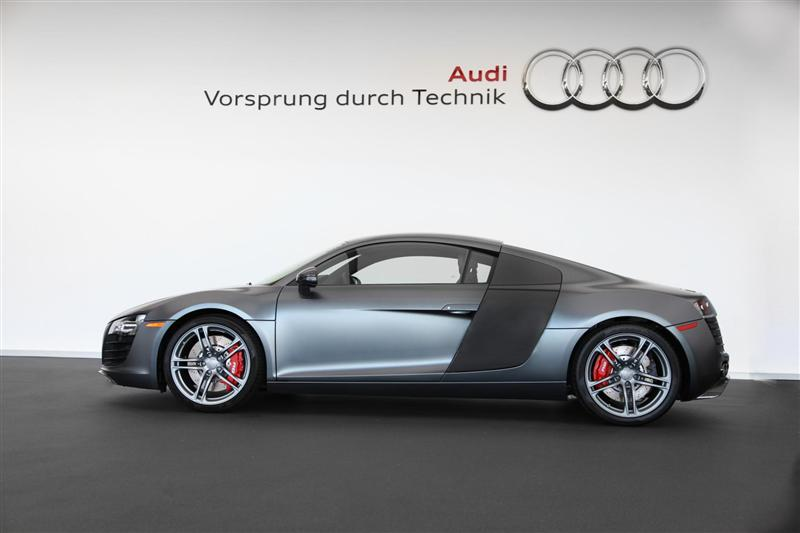 2012 Audi R8 Exclusive Selection Editions Image Photo 15 Of 18