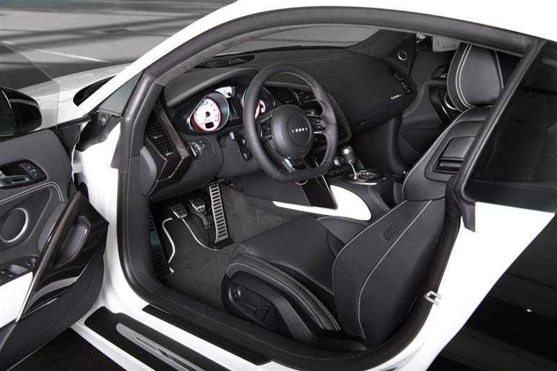 2012 Audi R8 Exclusive Selection Editions Image Photo 3 Of 18