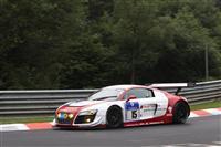 2011 Audi R8 LMS image.