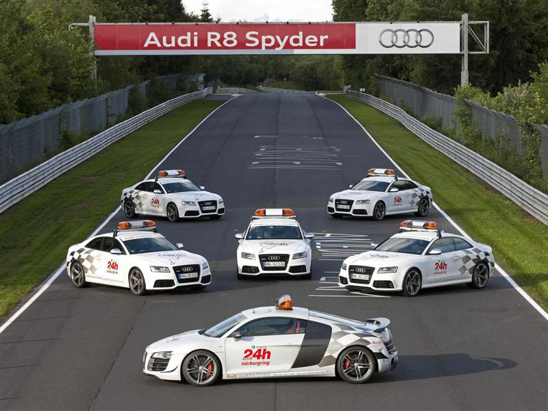 2011 Audi R8 LMS Image. Photo 8 of 124